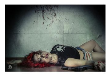 Wannabe a suicide girl: done!  Act II by Demonrat