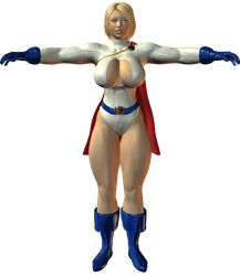 Preview: Powergirl Revised by willdial