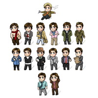 James McAvoy by SsSimple