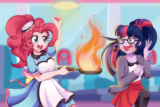 Do you like Hotcakes? by Lucy-tan