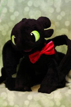 Toothless by Eiko-chan87