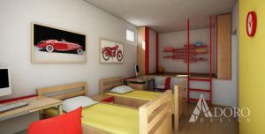Kids Bedroom by adorodesign