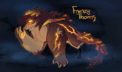 HS Frenzy thorns JRM || 24h Auction || CLOSED by Simonetry