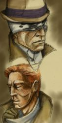 Walter sketches by rmerry