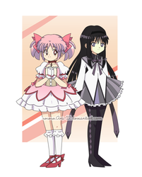 Sailor Madoka by Ani-12