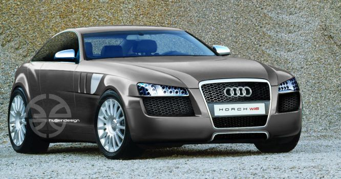 Audi Horch W16 by husseindesign