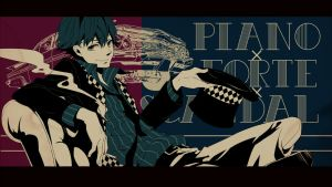 KAITO V3 Piano Forte Scandal by boootajp