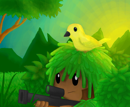 Btd 5 : Sniper Monkey by Gianluca850