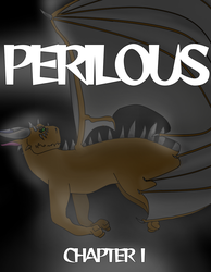 Perilous Cover Chapter 1 by ZozillaTheArty