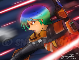 Sabine by Snowbacon
