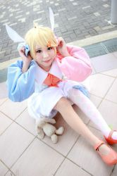 Vocaloid Lost Forest - Kagamine Rin by Xeno-Photography