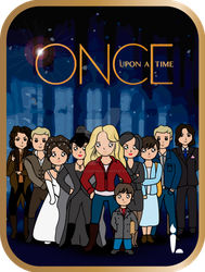Once Upon a Time 2011 by Ledilustrado