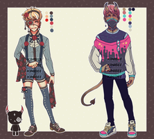 Male Adopts 1 [closed] by kiniBee