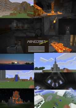 Minecraft Montage by Taigan