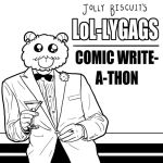 League of Legends Comic Write-A-Thon (Tux Poro) by JollyBiscuit