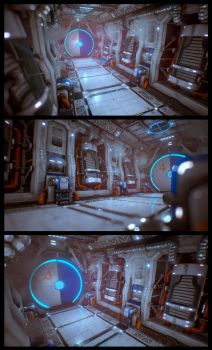 Cryogenic Chamber Environment by samdrewpictures