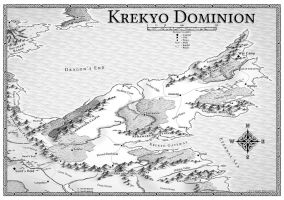Heimfold: Krekyo Dominion by Caenwyr