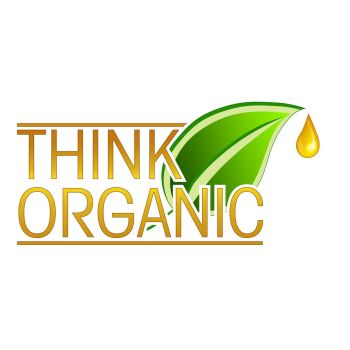 Think Organic Logo by DevinePliskin