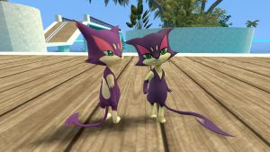 Purrloin and Purrloin