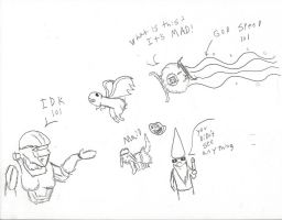 Halo 4, and some other randomness. by tozoa