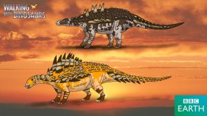 Walking with Dinosaurs: Gastonia by TrefRex