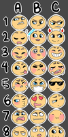 Emoji Meme Challenge by Agent-SP295-HQ