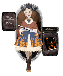 Helaine Blanchette by whipapp