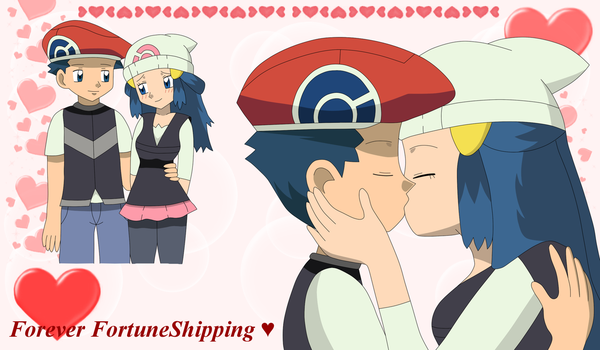 Forever FortuneShipping by EloTheDreamgirl