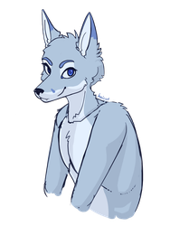 Blue Boi by haicat