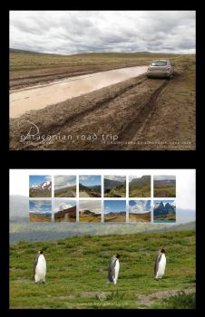 2016 Patagonian Road Trip Calendar by Crooty