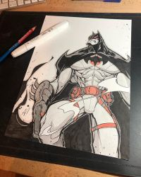 thomas wayne by Anny-D