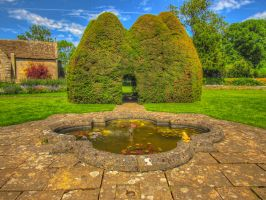Great Charfield House And Gardens 6 Stock by supersnappz16
