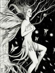 Fairie Commish by Sch1itzie
