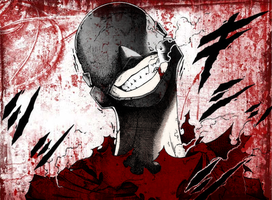 The Red Man - Deadman Wonderland by iamjcat