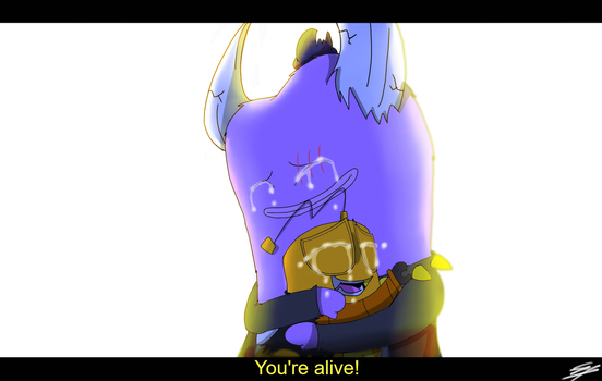 you're alive by punnyredpanda27