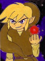 Gold with Electricity Ball by xxpublic-enemy1xx