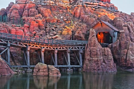 Big Thunder Mountain #1 by Corvin0