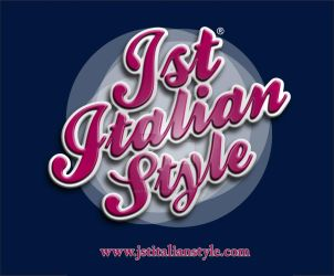 JSTitalianstyle logo revisited by JUSTINaples