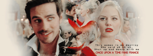 Once Upon A Time Fans France by N0xentra