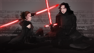 Teaching the Dark Side by Roselinath