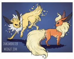 spikey doge n hot doge by InkiMonster