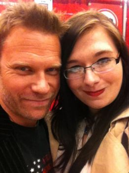 Mark Pellegrino and Me by DannyPling