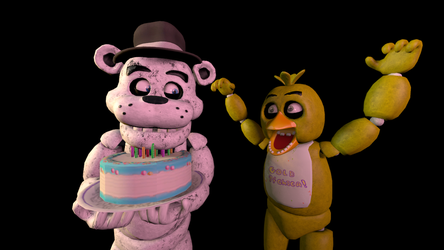 Happy birthday, gold94chica! by Airplane611