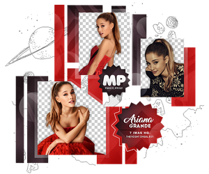 PACK PNG 1044  ARIANA GRANDE. by MAGIC-PNGS
