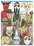 Horror Class Photo by Ace-McGuire