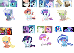 Mlp Crack Ships ( CLOSED ) by BreeCarmy