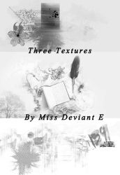 3 texture pack by Miss-deviantE