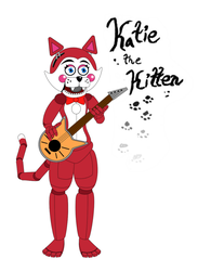 Katie the Kitty by xSweetSlayerx