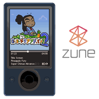 I heart Zune... by BLKMKT-ARCHIVE
