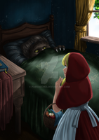 Little Red Riding Hood by ParsueChoi